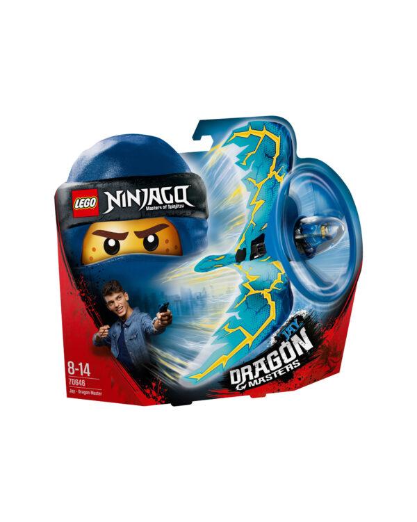 70646 - Jay - Maestro dragone - Lego Ninjago - Toys Center LEGO NINJAGO Unisex 12+ Anni, 5-8 Anni, 8-12 Anni ALTRI