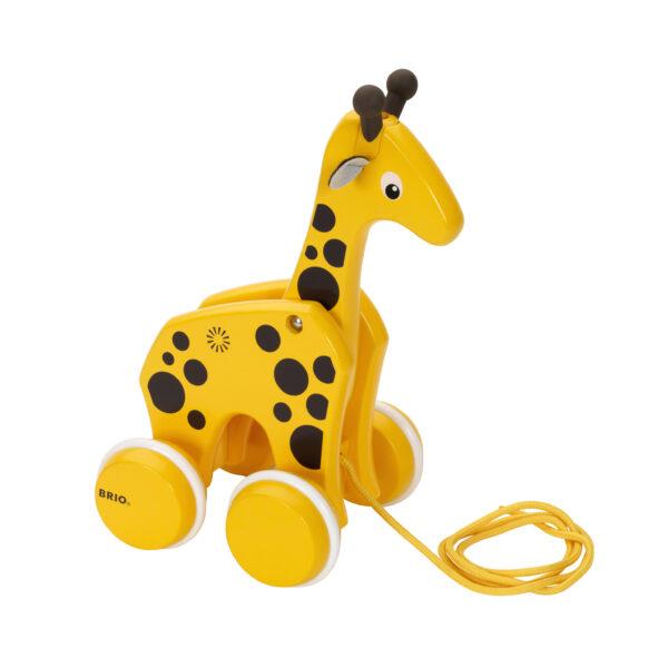 BRIO giraffa trainabile ALTRI Unisex 0-12 Mesi, 0-2 Anni, 12-36 Mesi BRIO