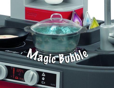 Cucina Studio XXL Bubble Tefal - Cucine e accessori per cucina - Giochi di emulazione, di modellismo, educativi - Giocattoli SMOBY Unisex 12-36 Mesi, 12+ Anni, 8-12 Anni ALTRI