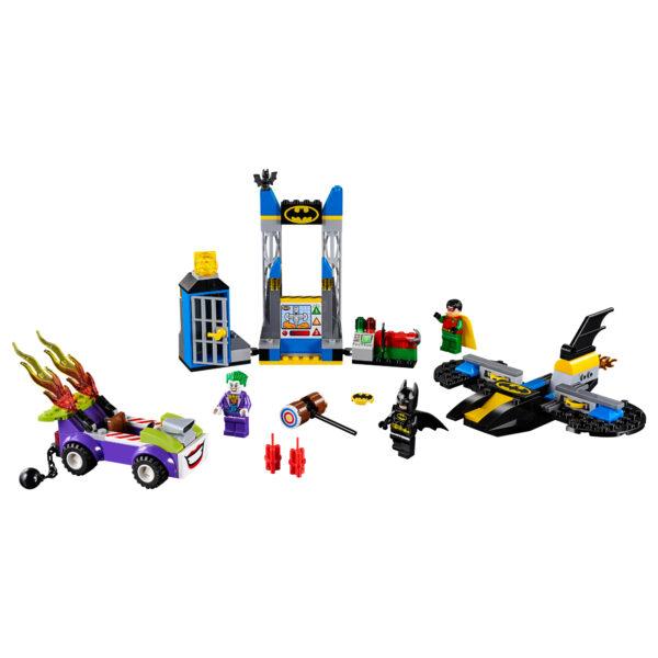 LEGO JUNIORS ALTRI 10753 - Attacco alla bat-caverna di The Joker™ - Lego Juniors - Toys Center Maschio 3-5 Anni, 5-8 Anni