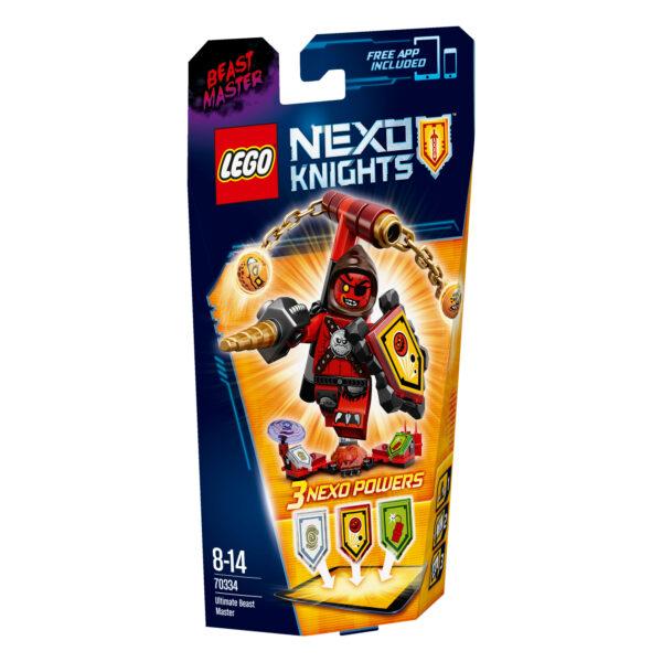 70334 - Ultimate Beast Master - Lego Nexo Knights - Toys Center LEGO NEXO KNIGHTS Maschio 12+ Anni, 5-8 Anni, 8-12 Anni ALTRI