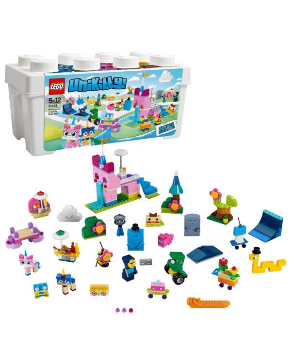 LEGO UNIKITTY ALTRI 41455 - Scatola di mattoncini creativi Unikingdom Unisex 12+ Anni, 3-5 Anni, 5-8 Anni, 8-12 Anni