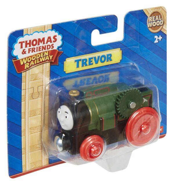 Il Trenino Thomas Veicoli Legno Trevor - ALTRO - Fino al -20%