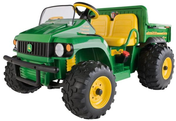 JOHN DEERE GATOR HPX - John Deere - Toys Center Peg Perego Unisex 12-36 Mesi, 12+ Anni, 3-5 Anni, 8-12 Anni ALTRI