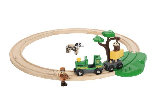 BRIO starter set ferrovia safari ALTRI Unisex 12-36 Mesi, 3-4 Anni, 3-5 Anni, 5-7 Anni, 5-8 Anni BRIO
