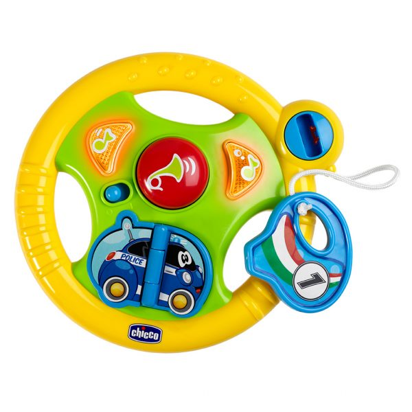 Cavalcabile All Around 0-12 Mesi, 0-2 Anni, 12-36 Mesi, 3-4 Anni, 3-5 Anni Unisex Chicco ALTRI