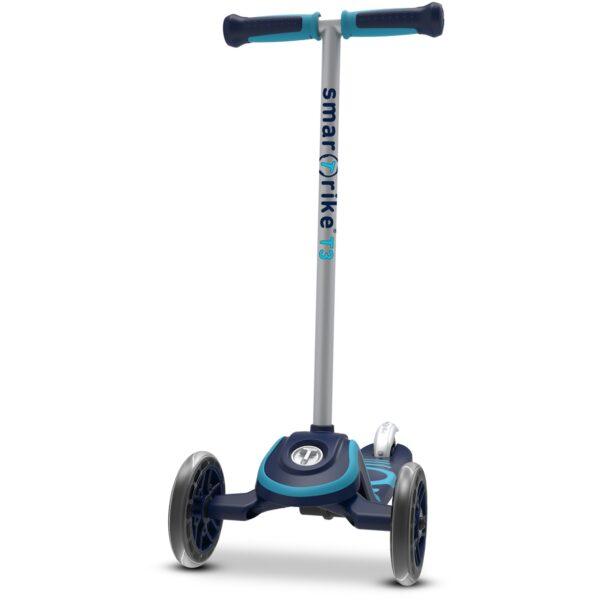 SMART TRIKE T3 SCOOTER AZZURRO - SMART TRIKE - Centrigiochi, gonfiabili e trampolini