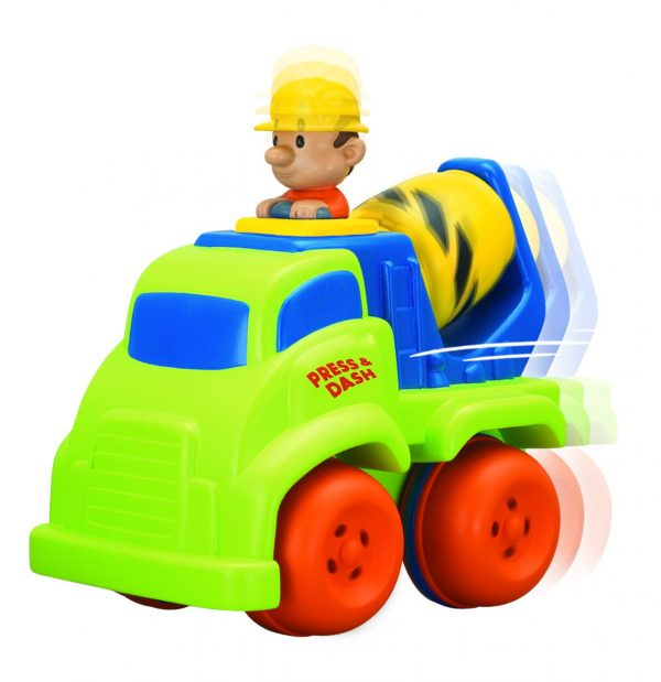 VEICOLI SPINGI E VAI - Baby Smile - Toys Center - BABY SMILE - Giochi per l'infanzia