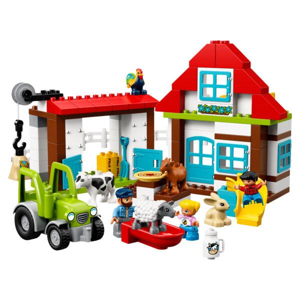 LEGO DUPLO ALTRI 10869 - Visitiamo la fattoria Unisex