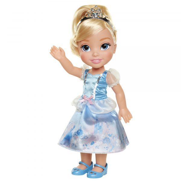 PRINCIPESSA DISNEY CENERENTOLA 45CM - Disney Princess - Toys Center DISNEY PRINCESS Femmina 12-36 Mesi, 3-5 Anni, 5-8 Anni PRINCIPESSE DISNEY