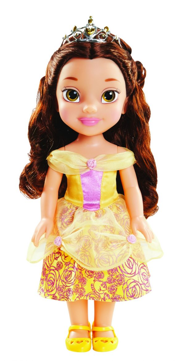 PRINCIPESSA DISNEY BELLE 45CM - Disney Princess - Toys Center DISNEY PRINCESS Femmina 12-36 Mesi, 3-5 Anni, 5-8 Anni PRINCIPESSE DISNEY