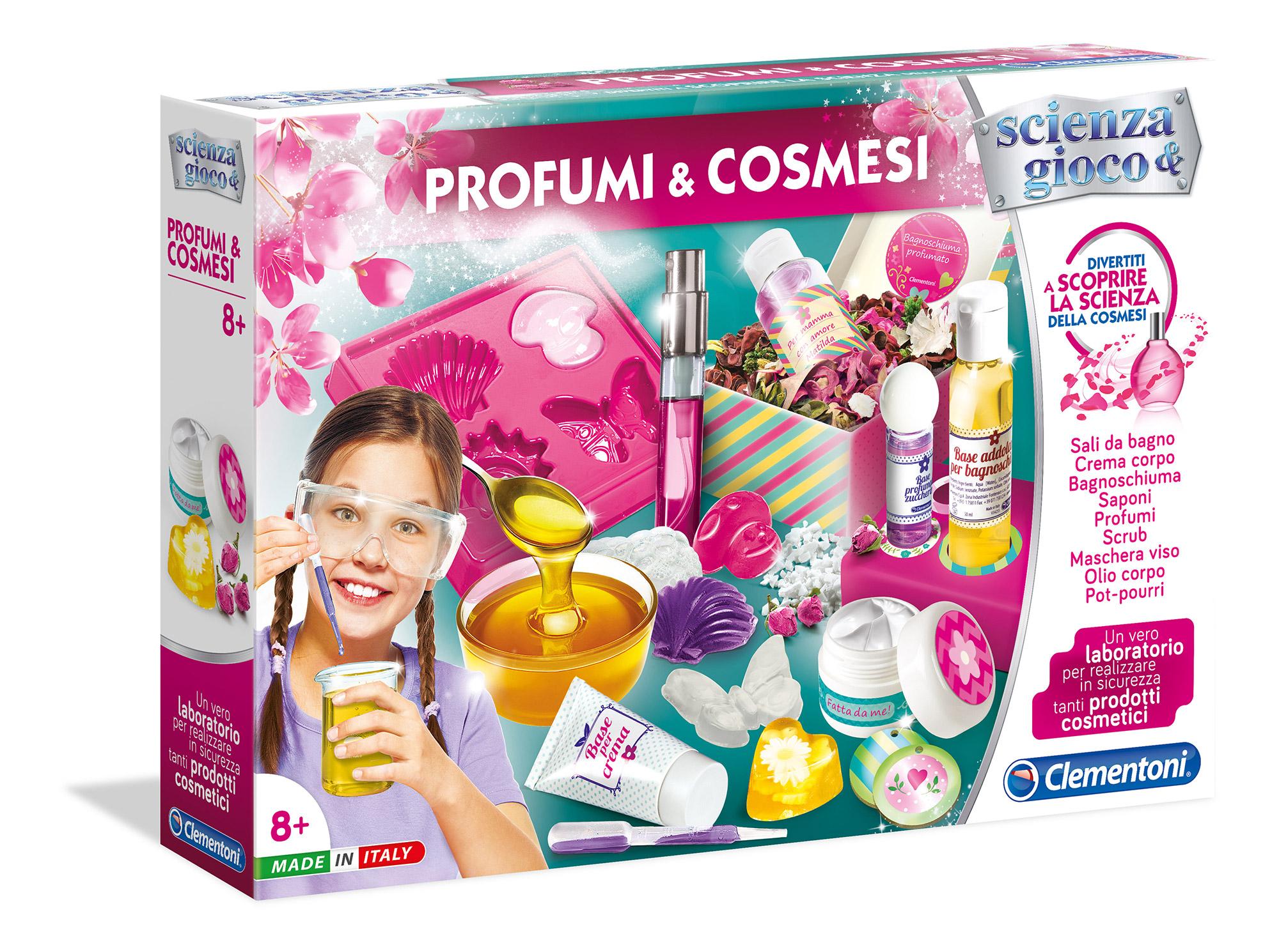 Profumi e Cosmesi Focus Scienza&gioco Toys Center