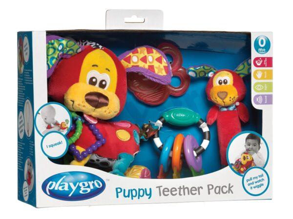 Puppy Teether Pack ALTRO Unisex 0-12 Mesi, 12-36 Mesi ALTRI