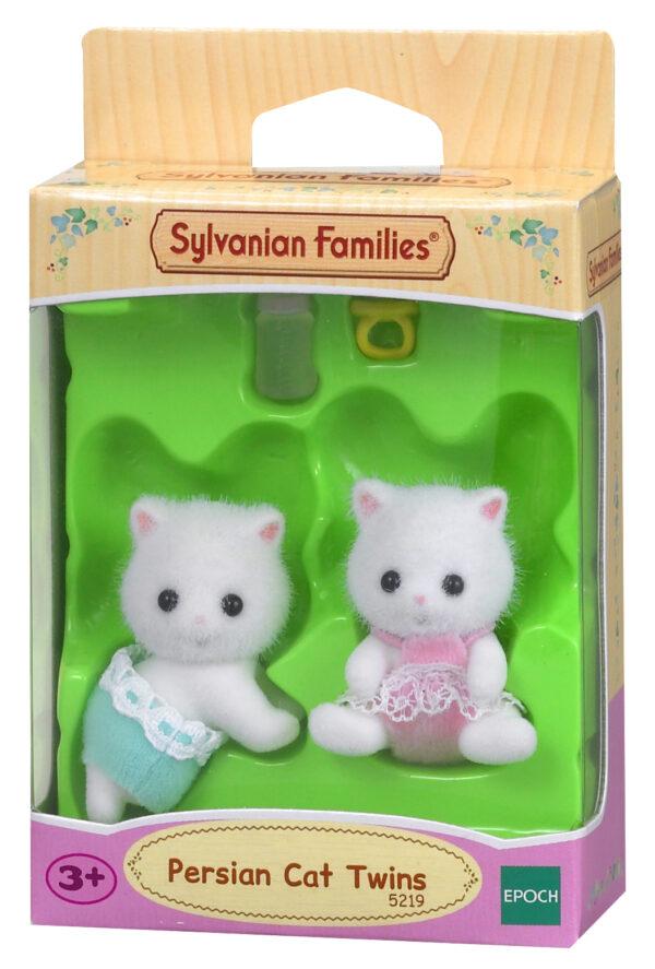 Gemelli gatti persiani - SYLVANIAN FAMILIES - Fino al -20%