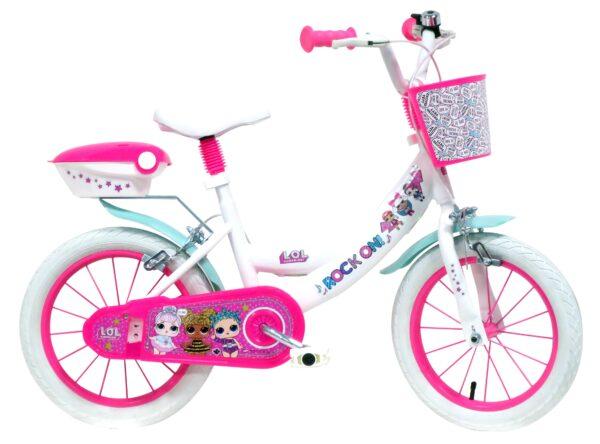 BICICLETTA LOL 14 POLLICI - Lol - Toys Center LOL Femmina  ALTRI