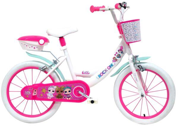 BICICLETTA LOL 16 POLLICI - Lol - Toys Center - LOL - Bici, Tricicli e Cavalcabili a pedali