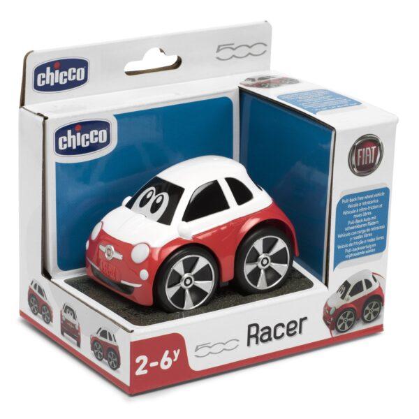 TURBO TEAM 500 STUNT FIAT - Chicco - Toys Center ALTRI Maschio 3-4 Anni, 5-7 Anni Chicco