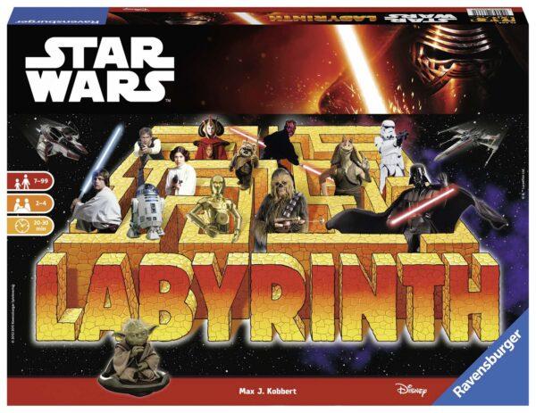 Labirinto Star Wars - Best Seller Disney - DISNEY - Marche LABIRINTO Unisex 12+ Anni, 5-7 Anni, 5-8 Anni, 8-12 Anni Star Wars