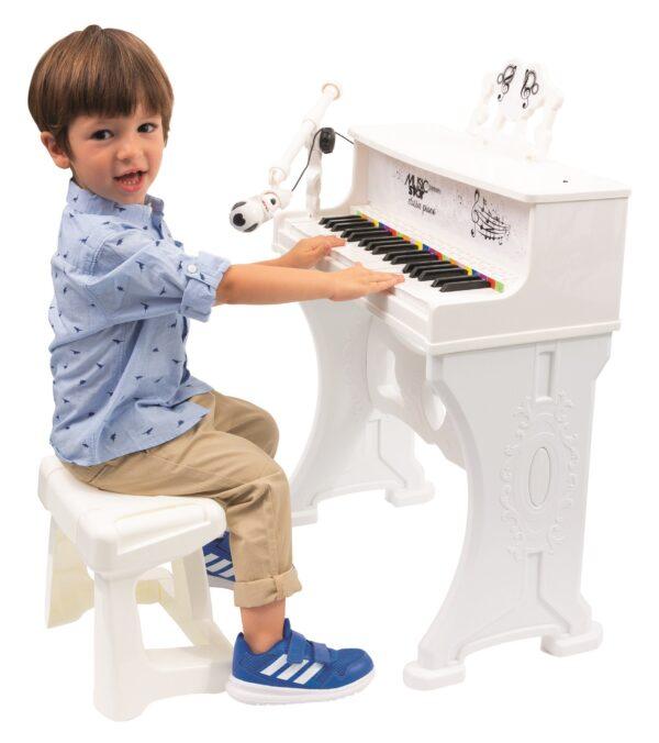 MUSIC STAR CLASSIC PIANO MUSICSTAR Unisex 12-36 Mesi, 12+ Anni, 3-5 Anni, 5-8 Anni, 8-12 Anni ALTRI
