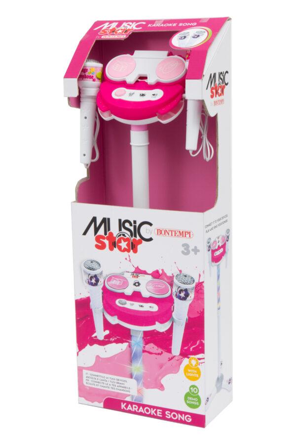 MICROFONO E CONSOLLE KARAOKE - Altro - Toys Center ALTRI Femmina 12-36 Mesi, 12+ Anni, 3-5 Anni, 5-8 Anni, 8-12 Anni ALTRO