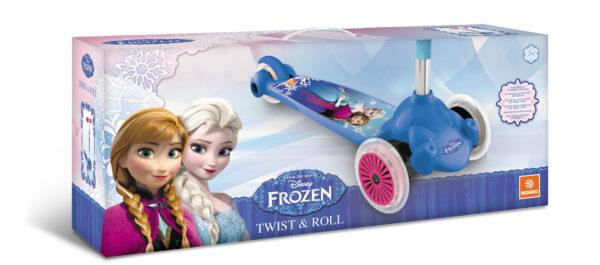 TWIST & ROLL FROZEN Disney Frozen Femmina 12-36 Mesi, 3-4 Anni, 3-5 Anni, 5-7 Anni, 5-8 Anni Disney