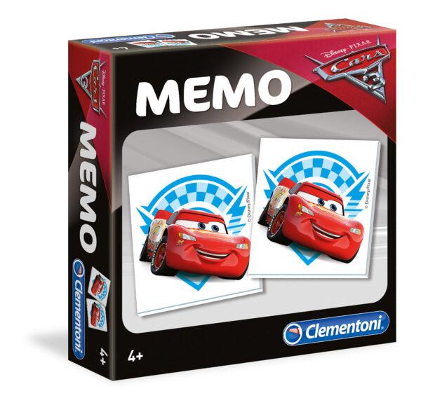 MEMO GAMES CARS 3 - Disney - Pixar - Toys Center DISNEY - PIXAR Maschio 3-5 Anni, 5-8 Anni CARS