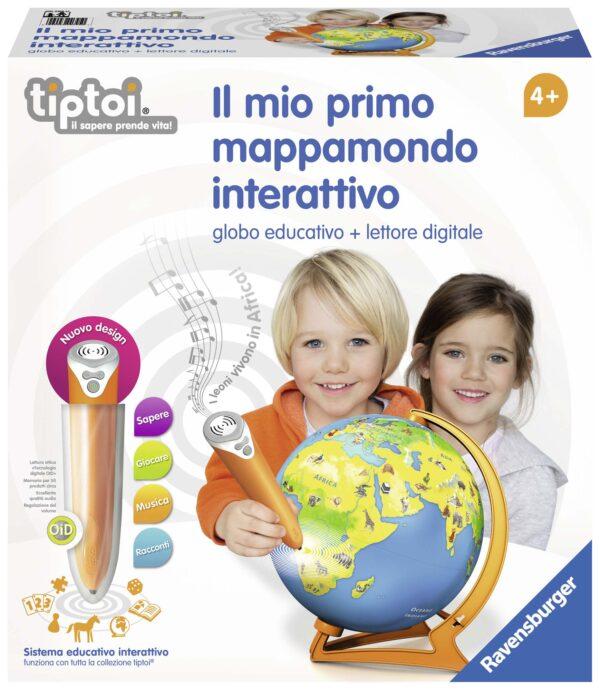 Set lettore + Globo Nuova Versione - Altro - Toys Center ALTRO Unisex 12+ Anni, 3-5 Anni, 5-8 Anni, 8-12 Anni ALTRI
