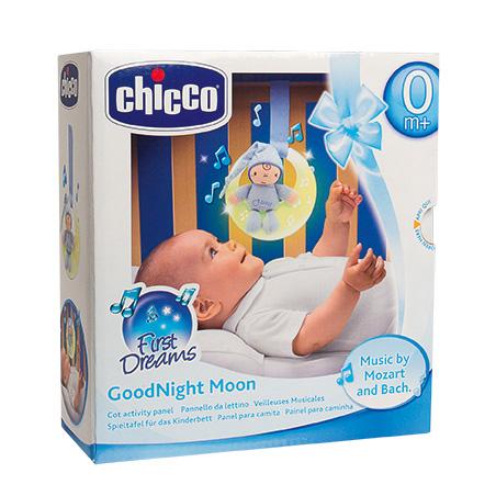 Pannello Goodnight Moon Azzurro ALTRI Maschio 0-12 Mesi, 0-2 Anni, 12-36 Mesi, 3-5 Anni, 5-8 Anni Chicco