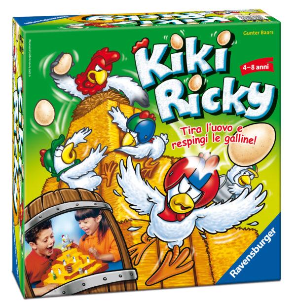 Kiki Ricky RAVENSBURGER CLASSIC Unisex 3-4 Anni, 3-5 Anni, 5-7 Anni, 5-8 Anni, 8-12 Anni ALTRI