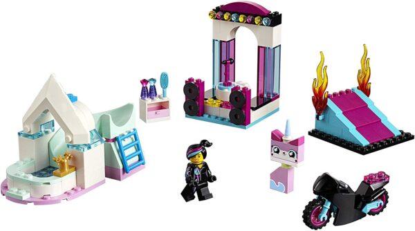 ALTRO THE LEGO MOVIE 2 70833 - La scatola delle costruzioni di Lucy! - The LEGO Movie 2 - LEGO - Marche Unisex 12+ Anni, 3-5 Anni, 5-8 Anni, 8-12 Anni