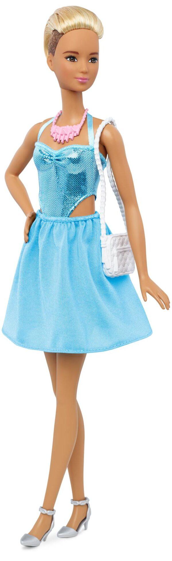 Barbie ALTRI Barbie  - Bambola Fashionista e Moda - Love Pizza Femmina 12-36 Mesi, 12+ Anni, 3-5 Anni, 5-8 Anni, 8-12 Anni