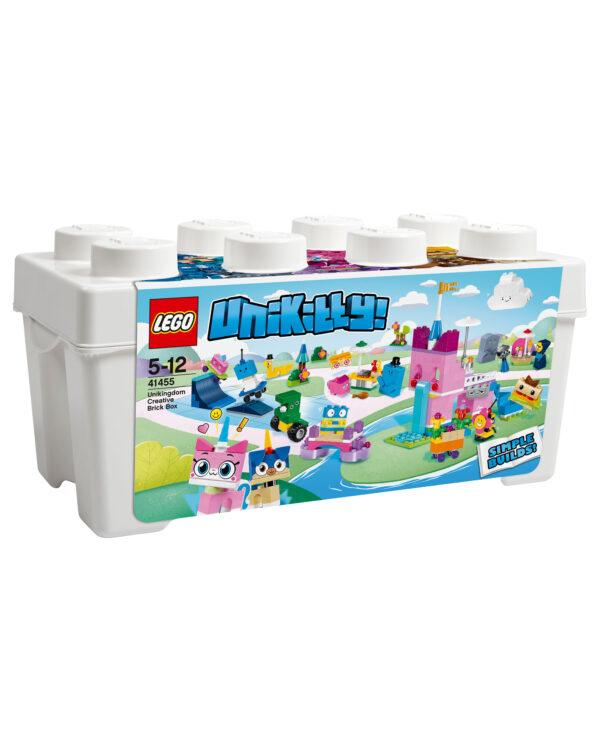 ALTRI LEGO UNIKITTY Unisex 12+ Anni, 3-5 Anni, 5-8 Anni, 8-12 Anni 41455 - Scatola di mattoncini creativi Unikingdom