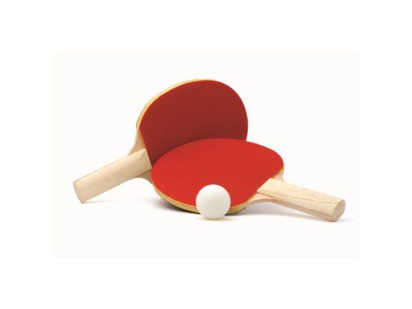 Set Ping Pong ALTRI Unisex 3-4 Anni, 3-5 Anni, 5-7 Anni, 5-8 Anni, 8-12 Anni SUN&SPORT