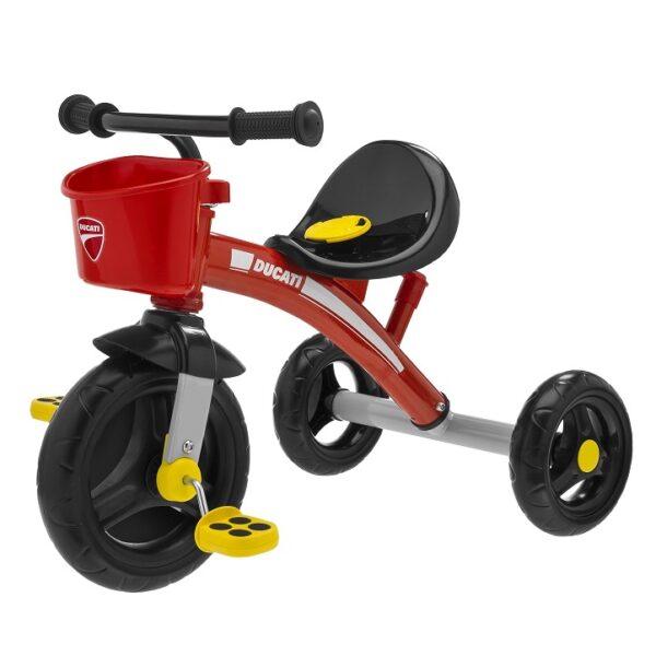 Triciclo U-Go Ducati ALTRI Maschio 12-36 Mesi, 3-5 Anni, 5-8 Anni Chicco