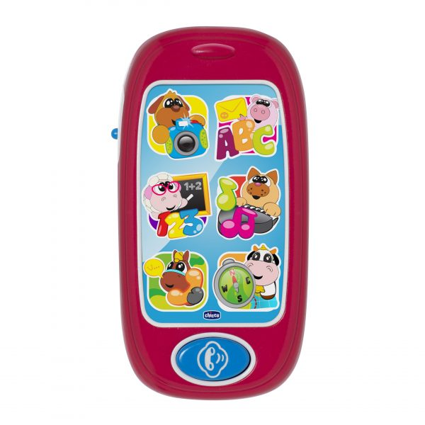 Smartphone degli animali Chicco Unisex 0-12 Mesi, 0-2 Anni, 12-36 Mesi, 3-4 Anni, 3-5 Anni ALTRI
