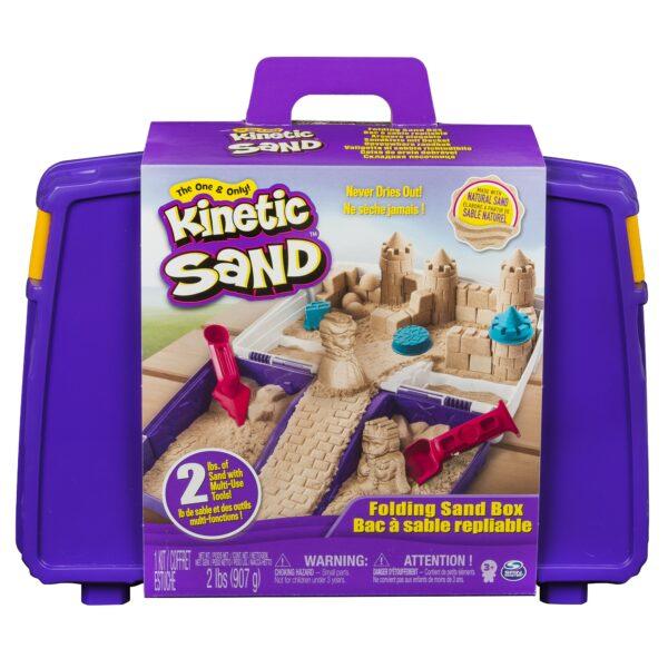Kinetic Sand Valigetta Sempre con Te Spin Master Unisex 12-36 Mesi, 12+ Anni, 3-5 Anni, 5-8 Anni, 8-12 Anni ALTRI