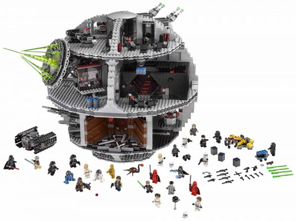 Disney Star Wars 75159 - Death Star™ Maschio 12+ Anni