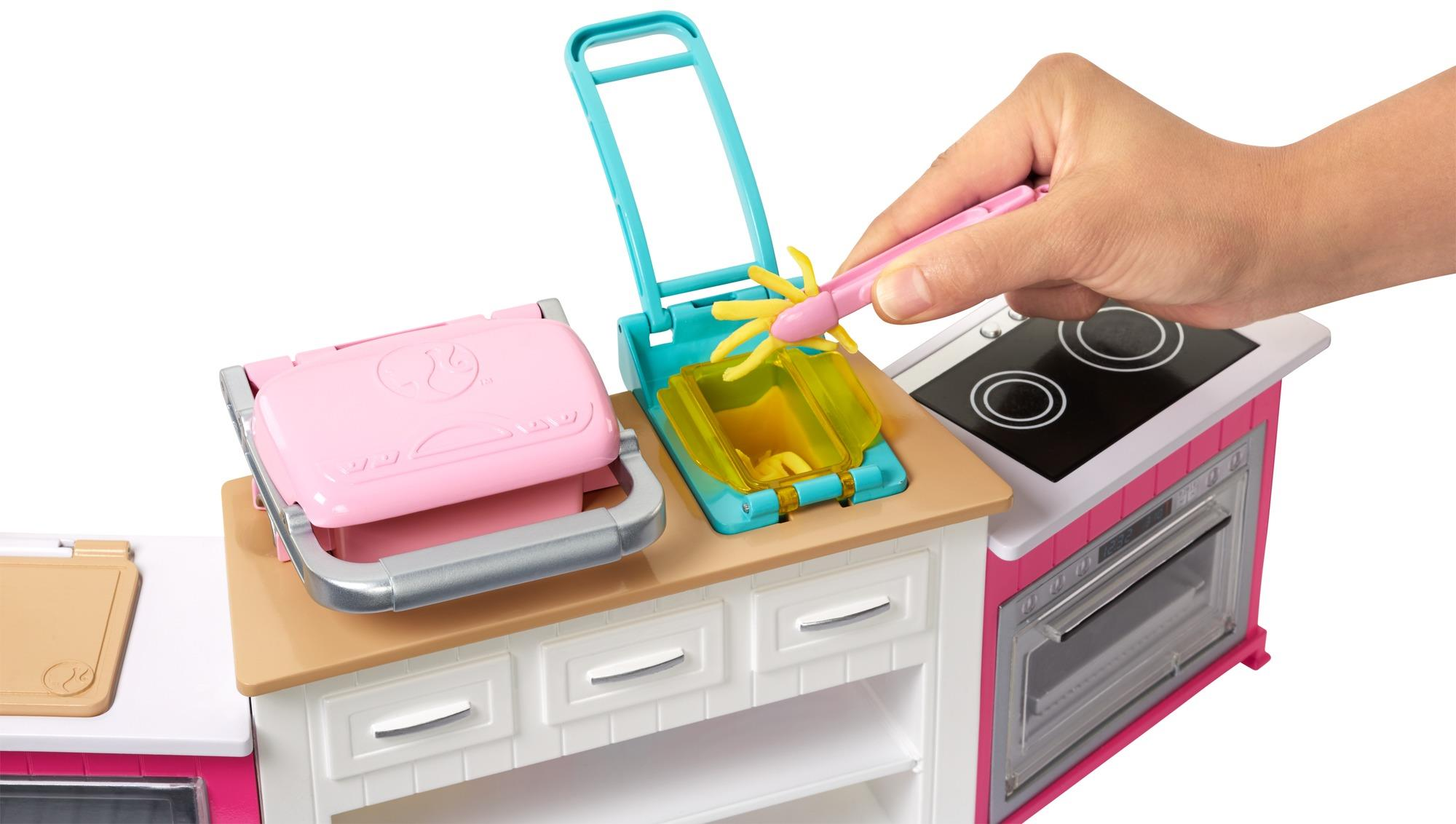 Barbie - Cucina Da Sogno - Barbie - Toys Center