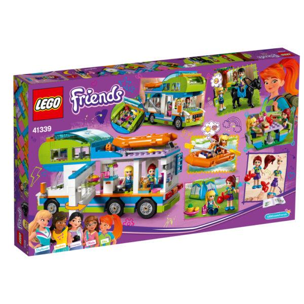 41339 - Il camper van di Mia - Lego Friends - Toys Center ALTRI Femmina 12+ Anni, 5-8 Anni, 8-12 Anni LEGO FRIENDS