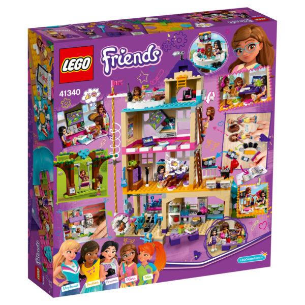 LEGO Friends - La casa dell'amicizia - 41340 ALTRI Femmina 12+ Anni, 5-8 Anni, 8-12 Anni LEGO FRIENDS