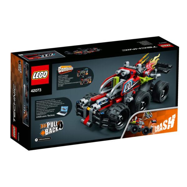 42073 - CRAAASH! - Lego Technic - Toys Center ALTRI Maschio 12+ Anni, 5-8 Anni, 8-12 Anni LEGO TECHNIC