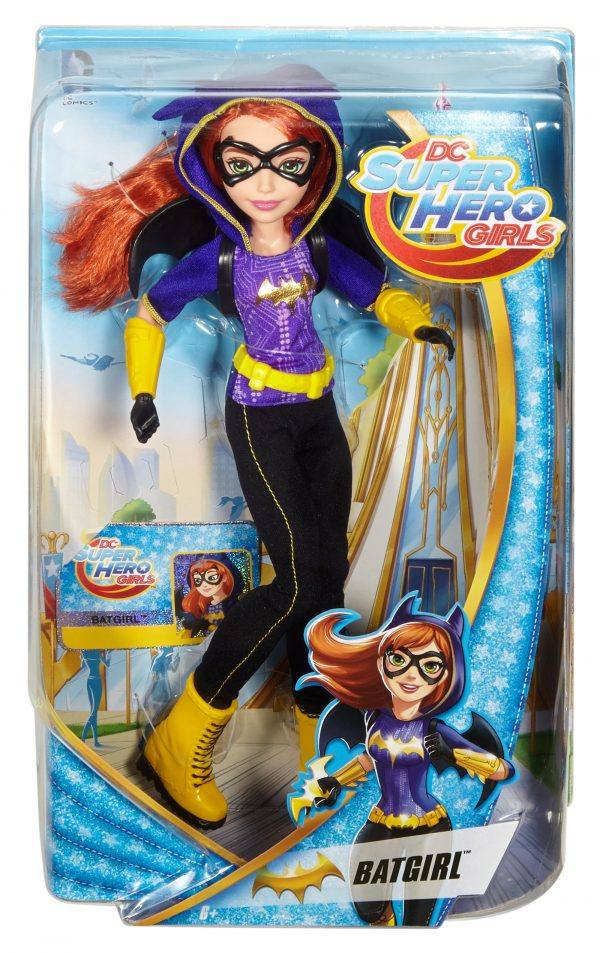 Batgirl 30 cm - DC SUPER HERO GIRLS - Personaggi - DC SUPER HERO GIRLS - Fashion dolls