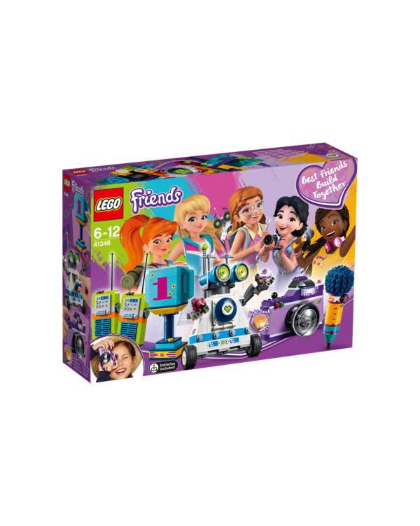 LEGO 41346 - La scatola dell'amicizia LEGO FRIENDS Unisex 12+ Anni, 5-8 Anni, 8-12 Anni ALTRI