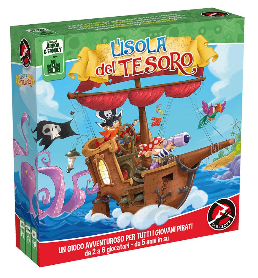 L'Isola del Tesoro - Toys Center