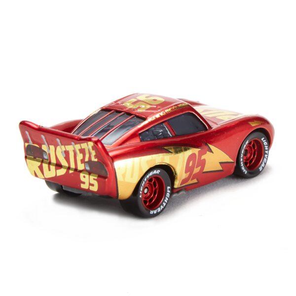 CARS DISNEY - PIXAR Maschio 12-36 Mesi, 12+ Anni, 3-5 Anni, 5-8 Anni, 8-12 Anni Cars - Saetta McQueen Rust-eze Racing Center Veicolo Personaggio Die-cast - DXV45