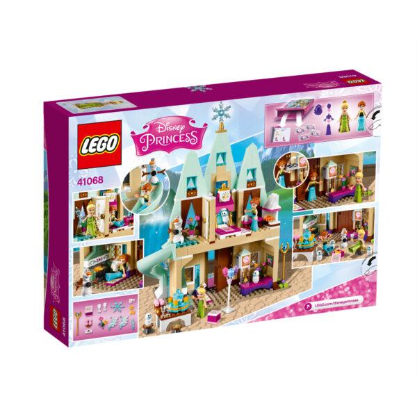 41068 - La festa al castello di Arendelle - Giocattoli Toys Center - Disney - Costruzioni