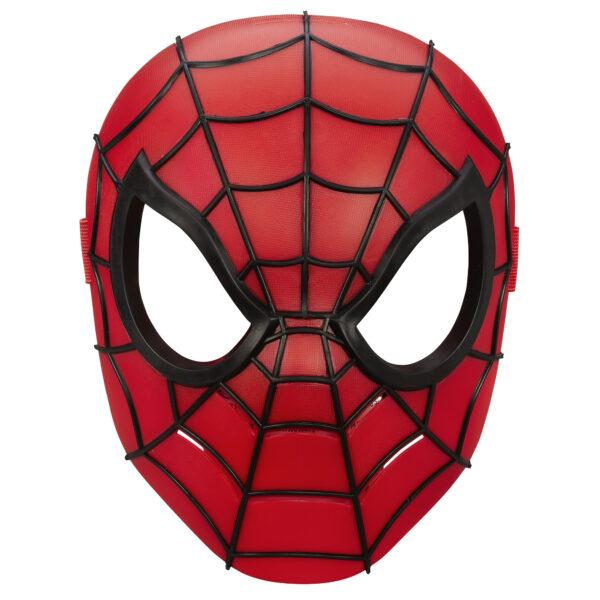 Spiderman Marvel Maschio 3-5 Anni, 5-7 Anni, 8-12 Anni Maschera Base
