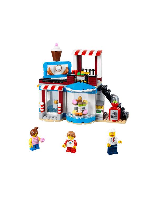 31077 - Dolci sorprese modulari - Lego Creator - Toys Center ALTRI Unisex 12+ Anni, 5-8 Anni, 8-12 Anni LEGO CREATOR