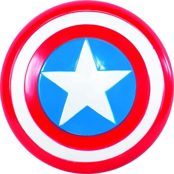 SCUDO CAPITAN  AMERICA Marvel Maschio 12-36 Mesi, 3-5 Anni, 5-8 Anni, 8-12 Anni Avengers