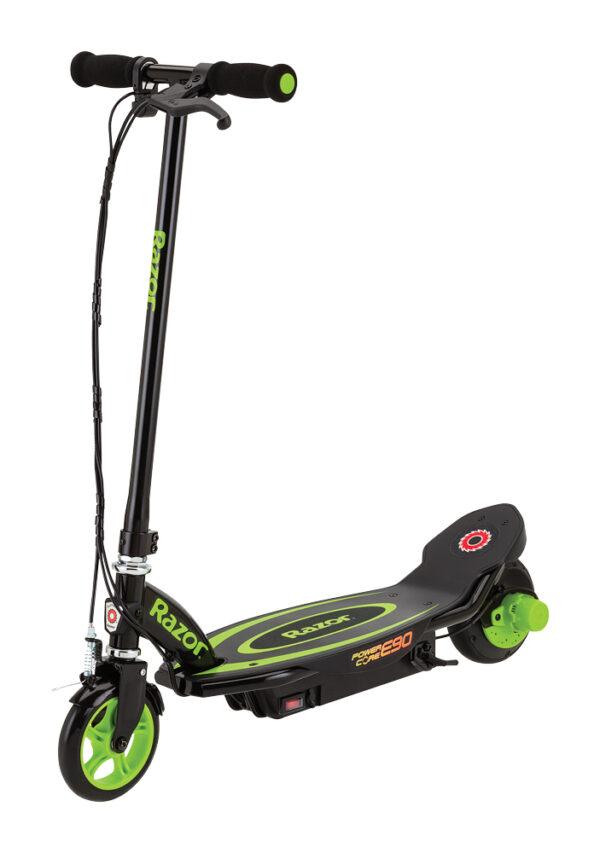 Power Core E90 - Green - ATHENA - Marche - RAZOR - Centrigiochi, gonfiabili e trampolini